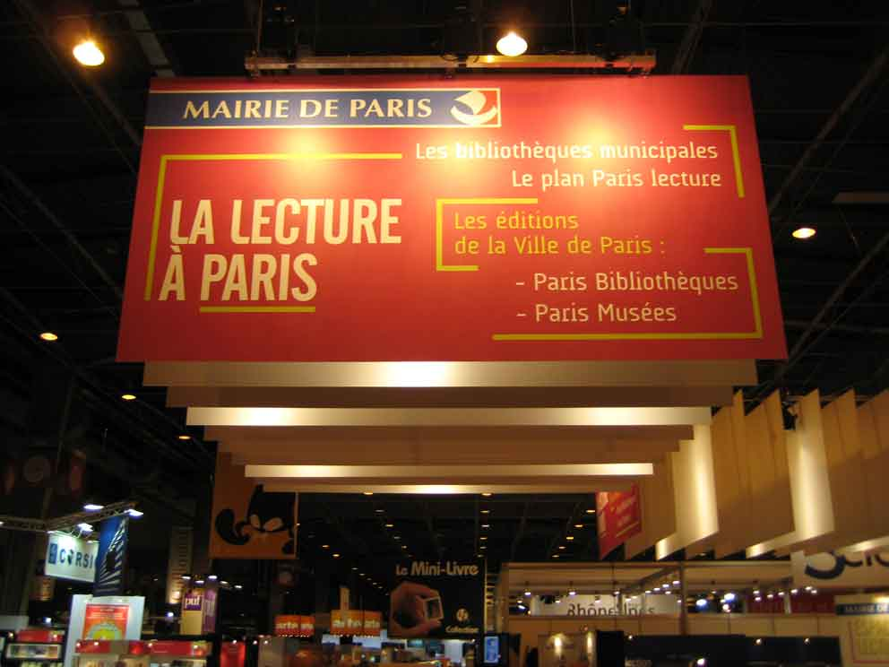 Editions du cygne salon du livre de paris 2010 - Le salon du livre paris ...